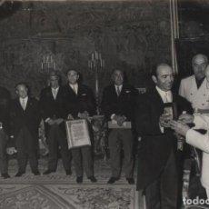 Militaria: FRANCO, AUDIENCIA CIVIL AYUNTAMIENTO DE ALCOBENDAS (16/07/1970). Lote 237650255
