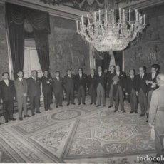Militaria: AUDIENCIA DEL CAUDILLO (09/11/1967).. Lote 237652425