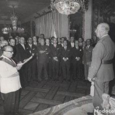 Militaria: AUDIENCIA DEL CAUDILLO (19/10/1967). Lote 237653025