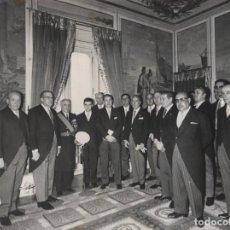 Militaria: FRANCO,AUDIENCIA (16/02/1967).. Lote 237661740