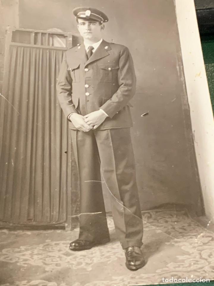 Militaria: Foto Del Cuerpo de Seguridad II Republica - Foto 2 - 238540450