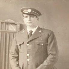 Militaria: FOTO DEL CUERPO DE SEGURIDAD II REPUBLICA. Lote 238540450