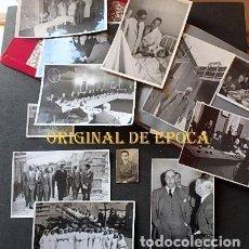 Militaria: (JX-210203)CONJUNTO DE FOTOGRAFÍAS DEL CORONEL MEDICO D. LUIS TORRES MARTY , DIVISIÓN AZUL .. Lote 238591960