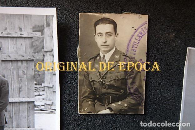 Militaria: (JX-210203)Conjunto de fotografías del Coronel Medico D. Luis Torres Marty , División Azul . - Foto 2 - 238591960