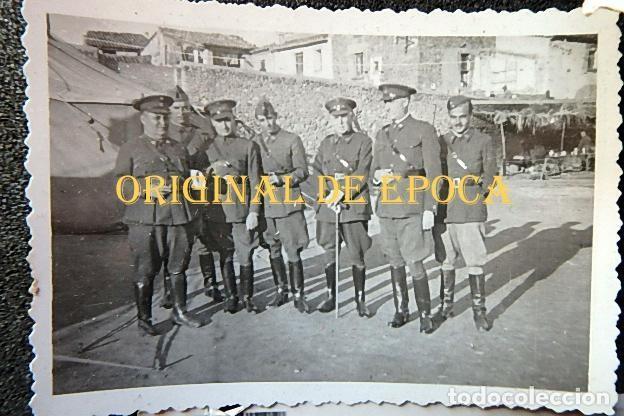 Militaria: (JX-210203)Conjunto de fotografías del Coronel Medico D. Luis Torres Marty , División Azul . - Foto 3 - 238591960