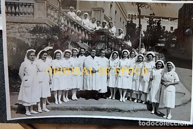 Militaria: (JX-210203)Conjunto de fotografías del Coronel Medico D. Luis Torres Marty , División Azul . - Foto 4 - 238591960