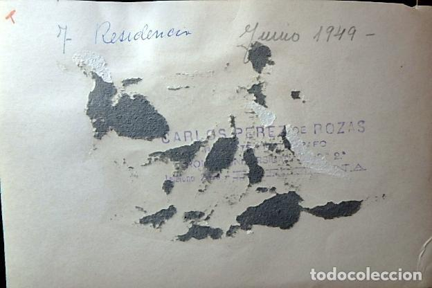 Militaria: (JX-210203)Conjunto de fotografías del Coronel Medico D. Luis Torres Marty , División Azul . - Foto 7 - 238591960