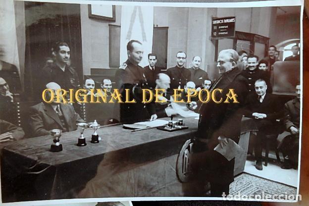 Militaria: (JX-210203)Conjunto de fotografías del Coronel Medico D. Luis Torres Marty , División Azul . - Foto 8 - 238591960