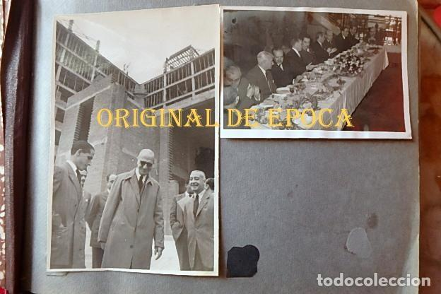 Militaria: (JX-210203)Conjunto de fotografías del Coronel Medico D. Luis Torres Marty , División Azul . - Foto 11 - 238591960