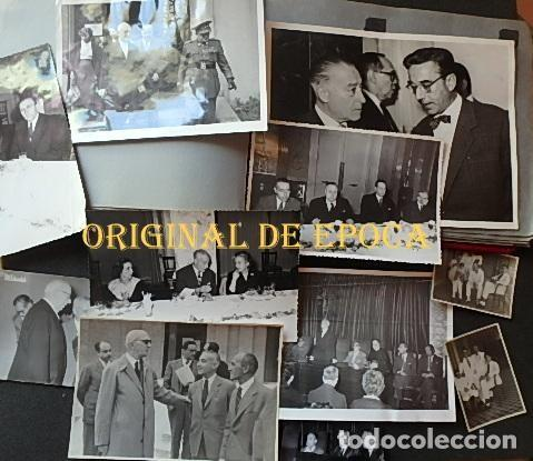 Militaria: (JX-210203)Conjunto de fotografías del Coronel Medico D. Luis Torres Marty , División Azul . - Foto 12 - 238591960