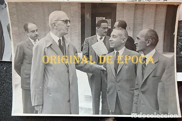 Militaria: (JX-210203)Conjunto de fotografías del Coronel Medico D. Luis Torres Marty , División Azul . - Foto 13 - 238591960