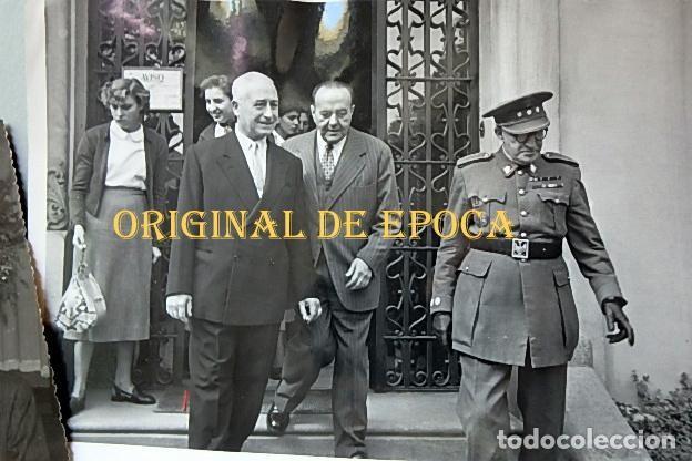 Militaria: (JX-210203)Conjunto de fotografías del Coronel Medico D. Luis Torres Marty , División Azul . - Foto 16 - 238591960