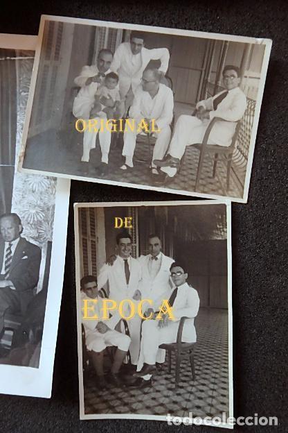 Militaria: (JX-210203)Conjunto de fotografías del Coronel Medico D. Luis Torres Marty , División Azul . - Foto 18 - 238591960