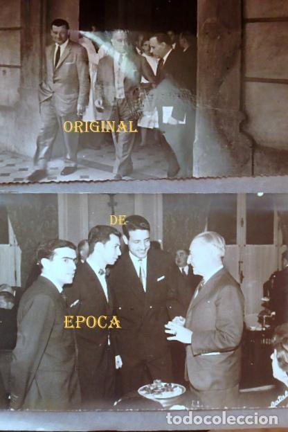 Militaria: (JX-210203)Conjunto de fotografías del Coronel Medico D. Luis Torres Marty , División Azul . - Foto 19 - 238591960