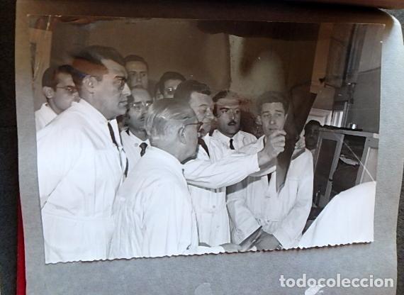 Militaria: (JX-210203)Conjunto de fotografías del Coronel Medico D. Luis Torres Marty , División Azul . - Foto 21 - 238591960