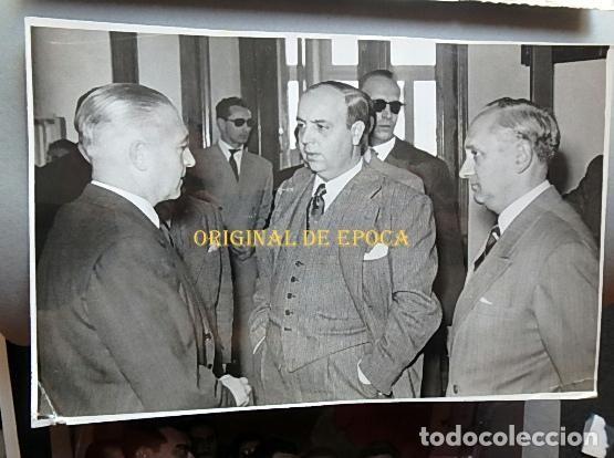 Militaria: (JX-210203)Conjunto de fotografías del Coronel Medico D. Luis Torres Marty , División Azul . - Foto 22 - 238591960