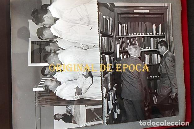 Militaria: (JX-210203)Conjunto de fotografías del Coronel Medico D. Luis Torres Marty , División Azul . - Foto 23 - 238591960