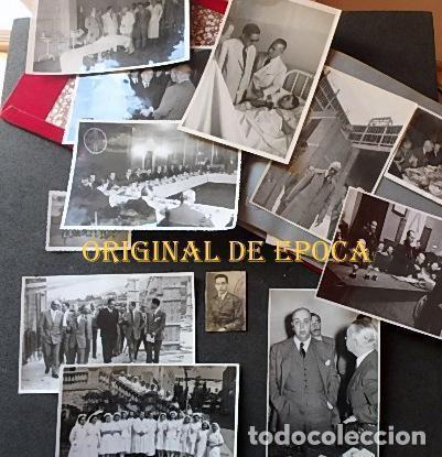 Militaria: (JX-210203)Conjunto de fotografías del Coronel Medico D. Luis Torres Marty , División Azul . - Foto 25 - 238591960