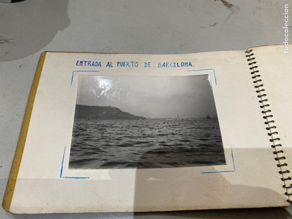 Militaria: Álbum de espionaje 29 fotografías militares originales naves. Buques . Submarinos 2 guerra mundial - Foto 3 - 242443565