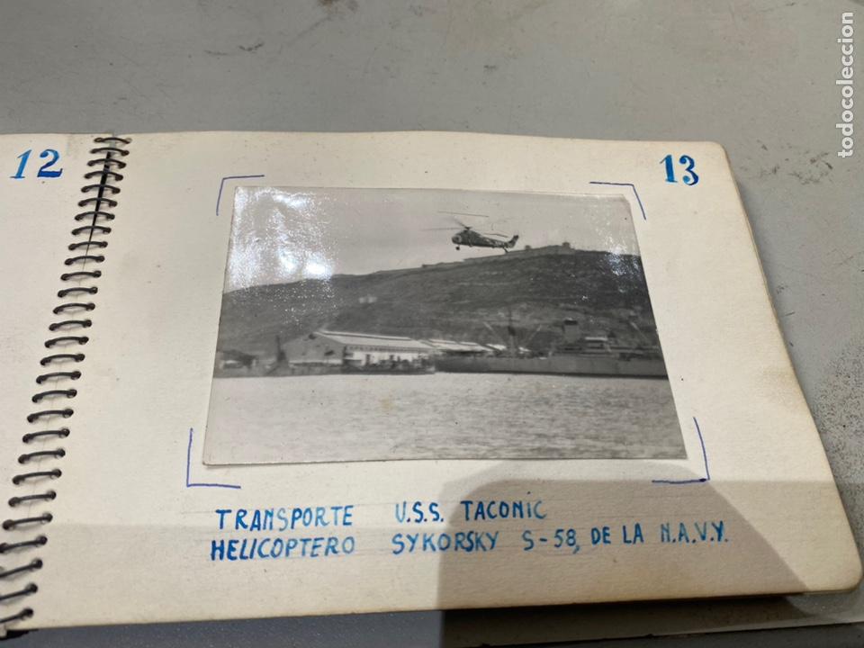 Militaria: Álbum de espionaje 29 fotografías militares originales naves. Buques . Submarinos 2 guerra mundial - Foto 16 - 242443565
