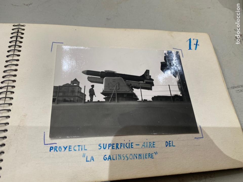 Militaria: Álbum de espionaje 29 fotografías militares originales naves. Buques . Submarinos 2 guerra mundial - Foto 19 - 242443565