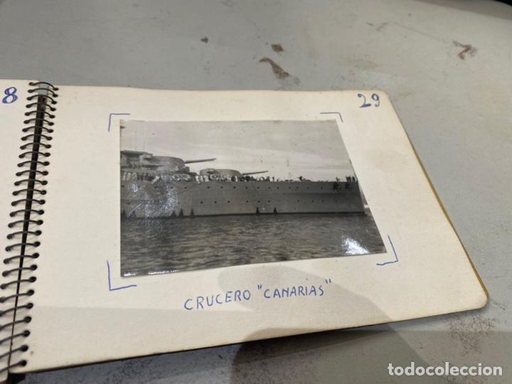 Militaria: Álbum de espionaje 29 fotografías militares originales naves. Buques . Submarinos 2 guerra mundial - Foto 32 - 242443565