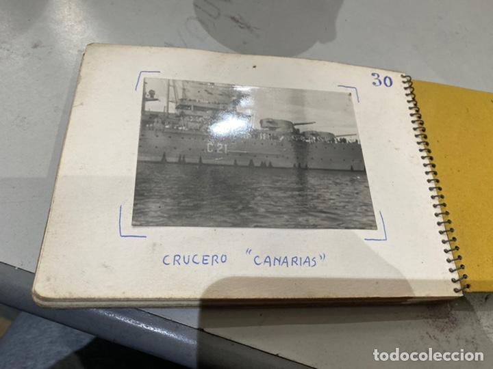 Militaria: Álbum de espionaje 29 fotografías militares originales naves. Buques . Submarinos 2 guerra mundial - Foto 33 - 242443565