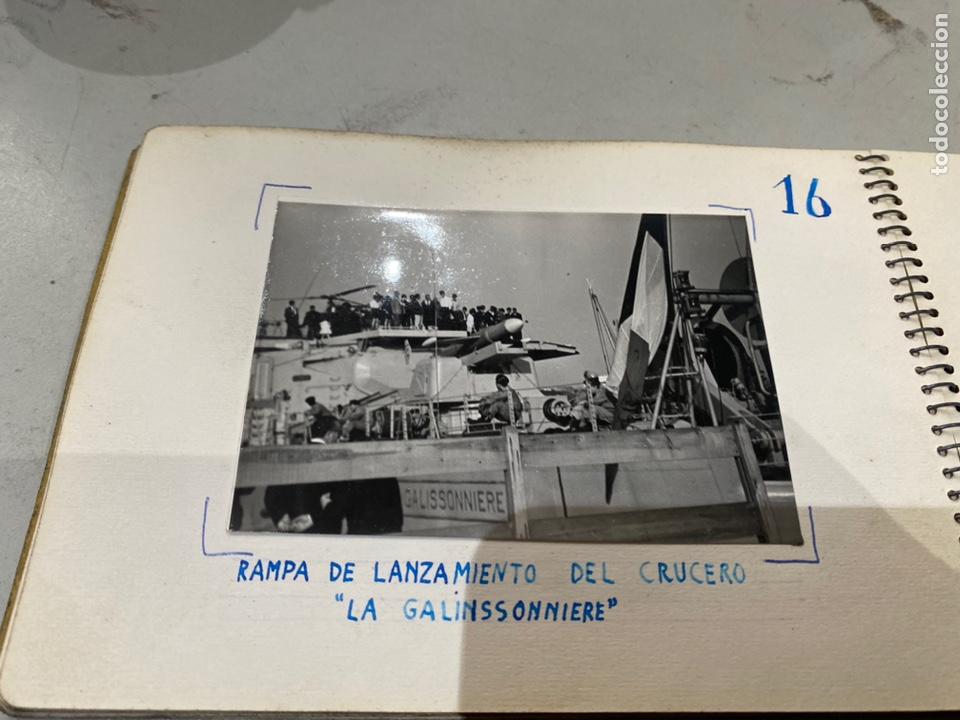 ÁLBUM DE ESPIONAJE 29 FOTOGRAFÍAS MILITARES ORIGINALES NAVES. BUQUES . SUBMARINOS 2 GUERRA MUNDIAL (Militar - Fotografía Militar - II Guerra Mundial)
