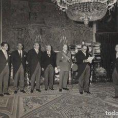 Militaria: AUDIENCIA DEL CAUDILLO (06/02/1968). CONSEJO ADMON. IBERICA DE AUTOPISTAS.PRESIDE SR BLASCO OLLER. Lote 244485675