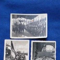 Militaria: DIVISIÓN AZUL. FOTO-CROMOS.. Lote 244723425