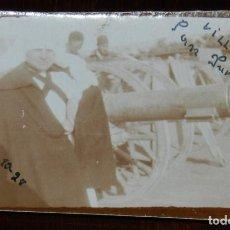 Militaria: FOTOGRAFIA DE ENFERMERA DE LA CRUZ ROJA EN VILLA SANJURJO, MARRUECOS, GUERRA DEL RIF, AÑO 1927, MIDE. Lote 244788135