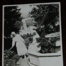 Militaria: FOTOGRAFIA DE ENFERMERAS DE LA CRUZ ROJA EN LARACHE, MARRUECOS, 1925, GUERRA DEL RIF, MIDE 8 X 5,5 C. Lote 244788410