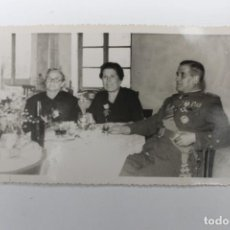 Militaria: FOTOGRAFIA CAPITAN CONDECORADO, FOTOGRAFIA ANTONIO GOMEZ, SEGOVIA. Lote 244978490
