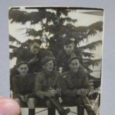 Militaria: FOTO DE LA DIVISIÓN AZUL. RECIÉN EN GRAFENWOHR. RARÍSIMA. Lote 245114280
