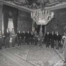 Militaria: AUDIENCIA FRANCO COMITE DIRECTIVO NACIONAL DEL XIII CONGRESO INTERNACIONAL DE RADIOLOGIA.26/05/1971. Lote 245158045