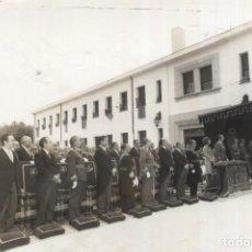 Militaria: MISA EN EL PARDO EL DIA DE LA ONOMASTICA DEL CAUDILLO CON PRESENCIA DE LOS PRINCIPES (04/10/1972). Lote 245158195
