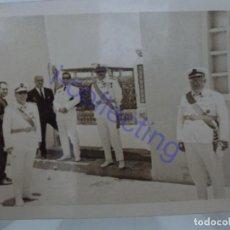 Militaria: FOTOGRAFÍA ANTIGUA ORIGINAL MILITAR. MILITARES. (10,5 CM X 7,4 CM). Lote 245494045