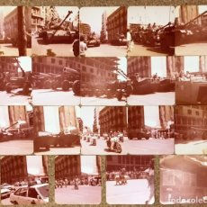 Militaria: LOTE 19 FOTOS EJERCITO ESPAÑOL + ALBUM VALENCIA MILITAR TANQUES SOLDADO MILICIA FOTOGRAFIA ORIGINAL. Lote 245493175