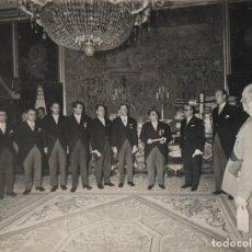 Militaria: AUDIENCIA DEL CAUDILLO (08/02/1967). AYUNTAMIENTO DE CONSUEGRA (CIUDAD REAL). Lote 245928790