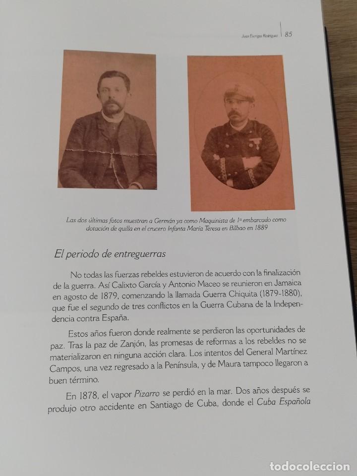 Militaria: La Armada española y la fotografía en Cuba, Puerto Rico y Filipinas. Los sucesos de 1898. Escrito p - Foto 6 - 246030245