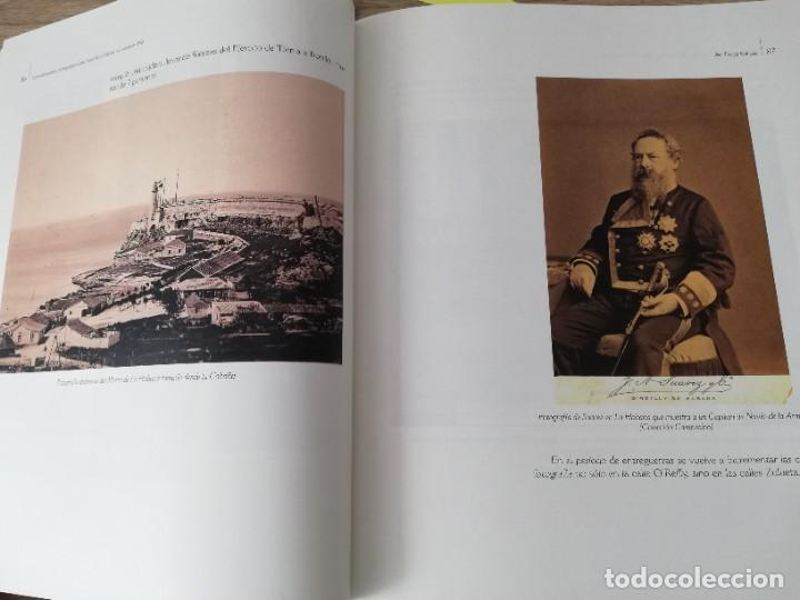 Militaria: La Armada española y la fotografía en Cuba, Puerto Rico y Filipinas. Los sucesos de 1898. Escrito p - Foto 7 - 246030245
