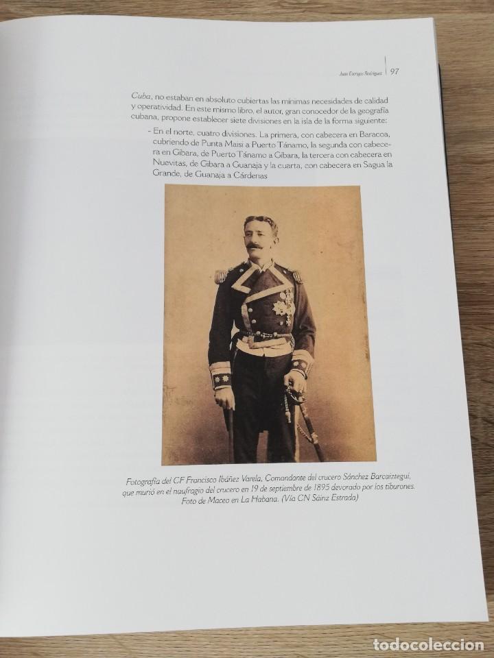 Militaria: La Armada española y la fotografía en Cuba, Puerto Rico y Filipinas. Los sucesos de 1898. Escrito p - Foto 8 - 246030245
