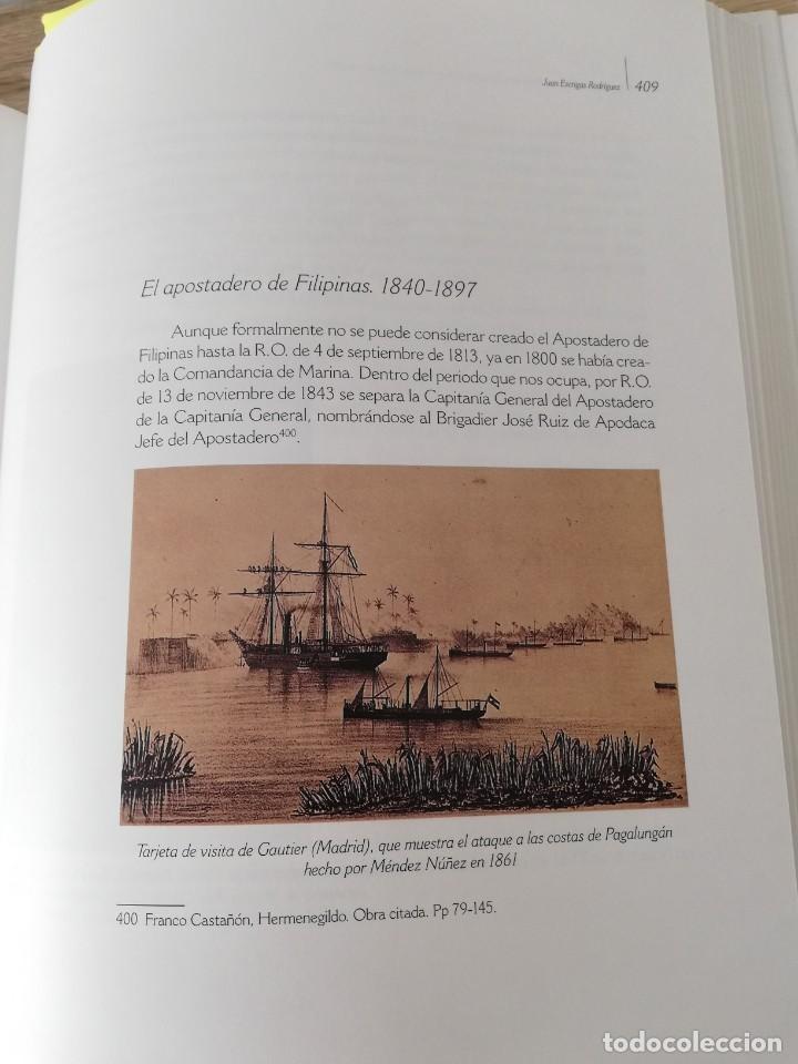 Militaria: La Armada española y la fotografía en Cuba, Puerto Rico y Filipinas. Los sucesos de 1898. Escrito p - Foto 13 - 246030245