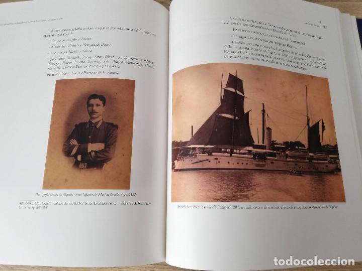 Militaria: La Armada española y la fotografía en Cuba, Puerto Rico y Filipinas. Los sucesos de 1898. Escrito p - Foto 15 - 246030245