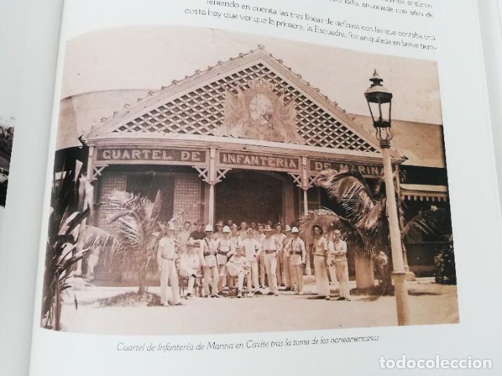 Militaria: La Armada española y la fotografía en Cuba, Puerto Rico y Filipinas. Los sucesos de 1898. Escrito p - Foto 18 - 246030245