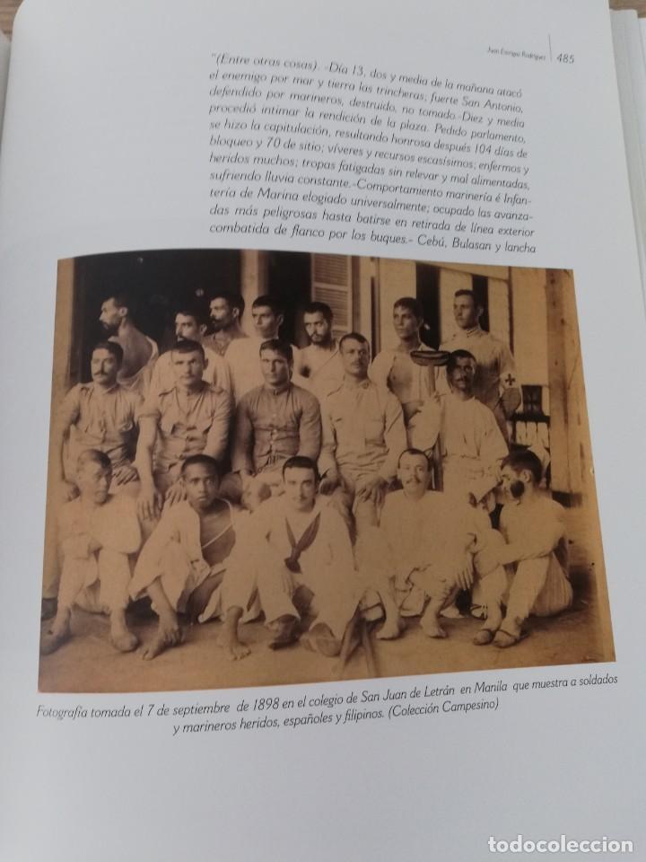 Militaria: La Armada española y la fotografía en Cuba, Puerto Rico y Filipinas. Los sucesos de 1898. Escrito p - Foto 22 - 246030245
