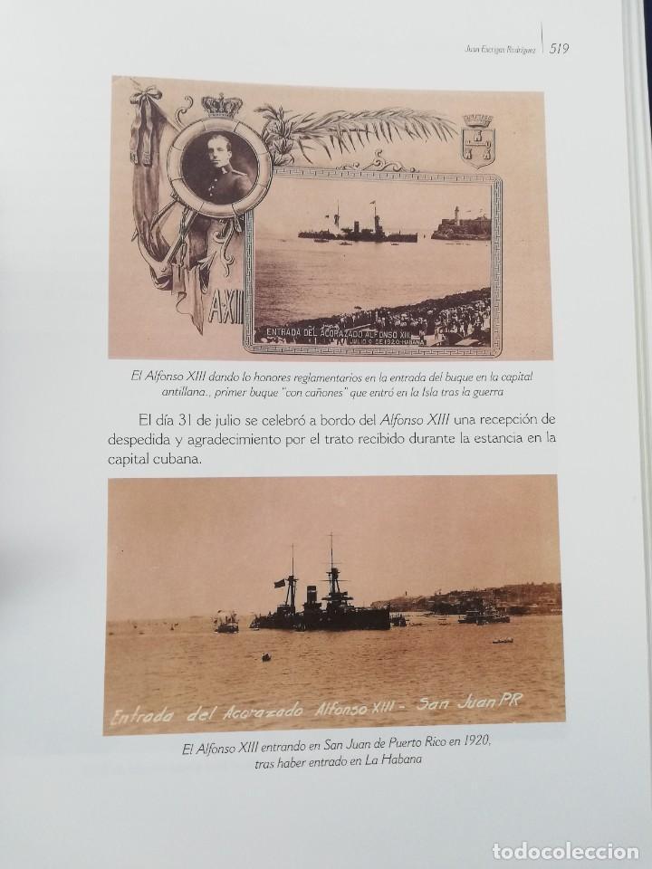 Militaria: La Armada española y la fotografía en Cuba, Puerto Rico y Filipinas. Los sucesos de 1898. Escrito p - Foto 26 - 246030245