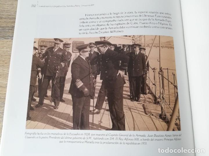 Militaria: La Armada española y la fotografía en Cuba, Puerto Rico y Filipinas. Los sucesos de 1898. Escrito p - Foto 28 - 246030245