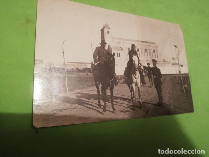 FOTOGRAFÍA MILITAR 1921 TETUAN (Militar - Fotografía Militar - Otros)