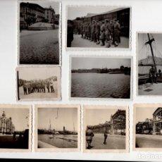 Militaria: FOTOS ITALIANOS CTV VALENCIA ALICANTE. Lote 246371905